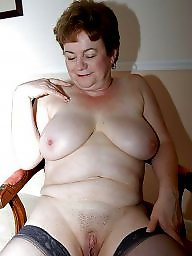 Old bbw, Young bbw, Young amateur