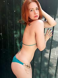 Bikini, Bikinis, Redheads, Celebration