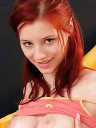 Redheads, Redhead tits