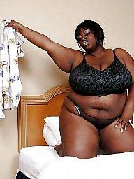 Ebony bbw, Ebony big boobs