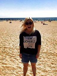 Beach, Swedish, Amateur lesbian, Lesbian amateur