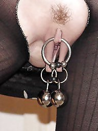 Piercing, Pierced, Mature bdsm