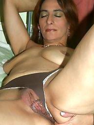 Sexy, Brunette mature