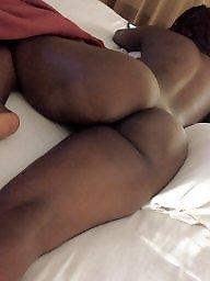 Woman, Ebony ass