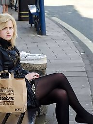 British, Teen stockings, Britishs, British teens