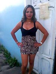 Latin milf, Latin amateur