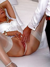 Satin, Mature facial, Mature stocking, Mature stockings, Mature in stockings, Mature facials