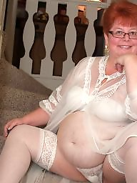 Grannies, Granny stockings, Stockings, Amateur granny, Mum, Mature stocking