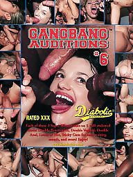 Gangbang, Audition