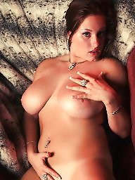 Red, Flashing tits, Tits flash, Flashing boobs, Armchair