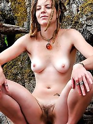 Woman, Hairy amateur