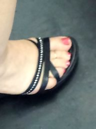 Feet, Fetish, Hidden, Sandals, Toes