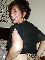 Mature big boobs, Mature amateur
