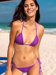 Bikini, Teen bikini, Bikini beach