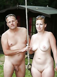 Nudist, Hanging, Couples, Nudists, Public voyeur