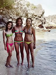 Bikini, Beach, Girls, Hot girl
