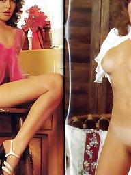 Vintage, Magazine, Babe, Vintage tits, Magazines, Sexy girl