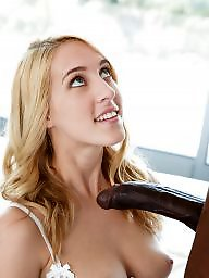 Bbc, Interracial blonde