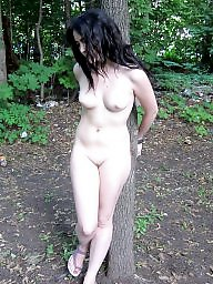 Bdsm, Tied, Forest