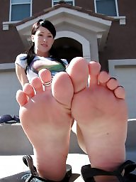 Feet, Mature asian, Asian mature, Mature feet, Asian milf, Dick