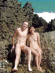 Outdoor, Couple, Public nudity, Couples