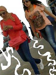 Egypt, Street, Bitch, Big asses