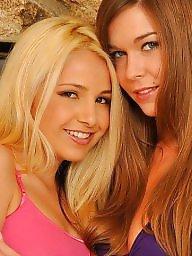 Nice, Lesbian teens