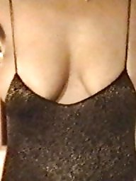 Dress, Mature dress, Strap, Mature dressed, Straps, Voyeur tits