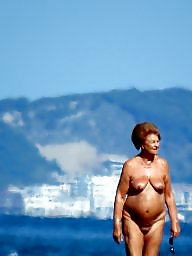 Mature beach, Grannies, Beach mature, Granny beach, Mature granny, Nude mature