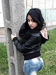 Jeans, Tight, Tights, Latin teen