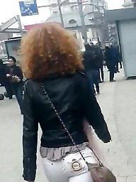 Jeans, Romanian, Pants, Hidden cam, Teen ass amateur, Spy cam
