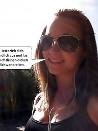 German, Caption, German captions, Milf captions, Captions, Funny
