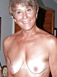 Mature mom, Mom boobs