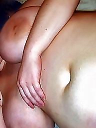 White panties, Topless, Bbw panties, Huge boobs, Huge tits, Areola