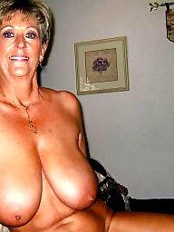 Grandma, Mature big boobs
