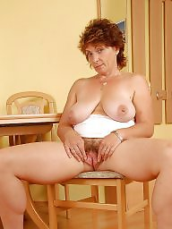 Mature hairy, Hairy amateur