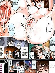 Creampie, Hentai, Manga, Group, Cartoon sex, Sex cartoons