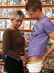 Blonde mature, Mature blonde, Mature blond, Blond mature, Store