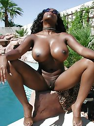 Slave, Mature slave, Ebony mature, Mature fuck, Mature boobs, Mature ebony