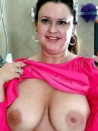 Amateur milf, Amateur boobs