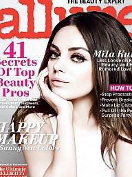 Magazine, Celebrities