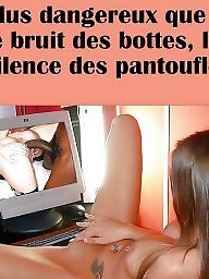 Captions, Caption, French