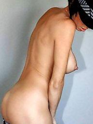 Boobs, Suspenders, Big amateur tits