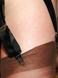 Nylon, Mature nylon, Mature bdsm, Mature stocking, Mature nylons