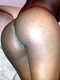 Anal, Ebony amateur, Ebony anal