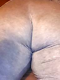 Plump, Panties, My wife, Wife ass