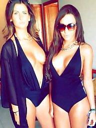 Bikini, Public flashing