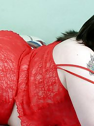 Red, Lace