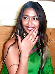 Indian, Facial, Cuckold, Interracial wife, Huge, Indians