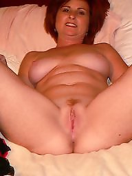 Redhead mature, Mature redhead